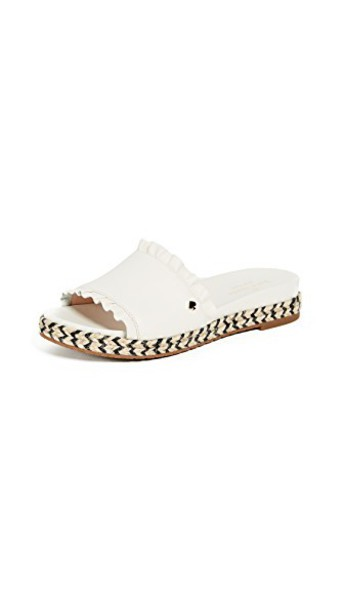Kate Spade New York white shoes