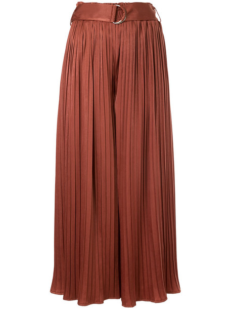 Guild Prime pleated women red pants