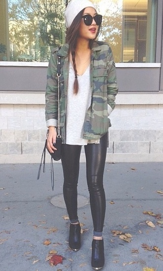 jacket shirt pants army green army green jacket camouflage camo jacket fashion style casual vintage camouflage jacket sweater t-shirt tank top black and white black white high heels shoes blouse sunglasses hat camo studs jacket denim cute vintage green cute zaful