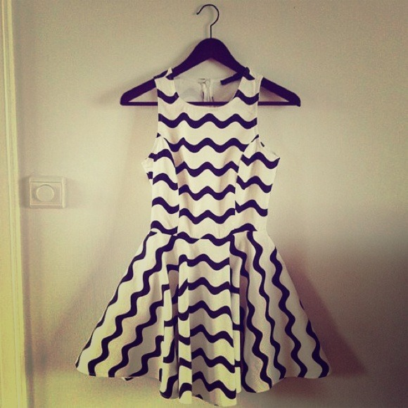 33% off New York  Dresses & Skirts - Black and white dress from Jojo's closet on Poshmark
