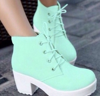 shoes tiffany blue turquoise high tops sneakers heels