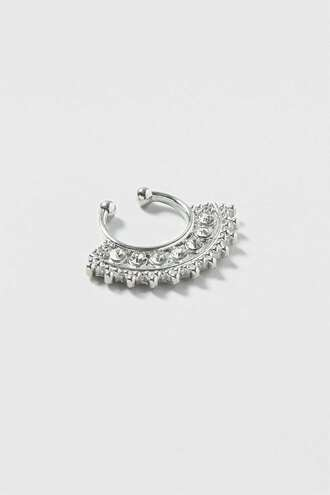 jewels septum piercing indian silver jewelry