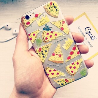 phone cover yeah bunny pizza iphone case pizza case