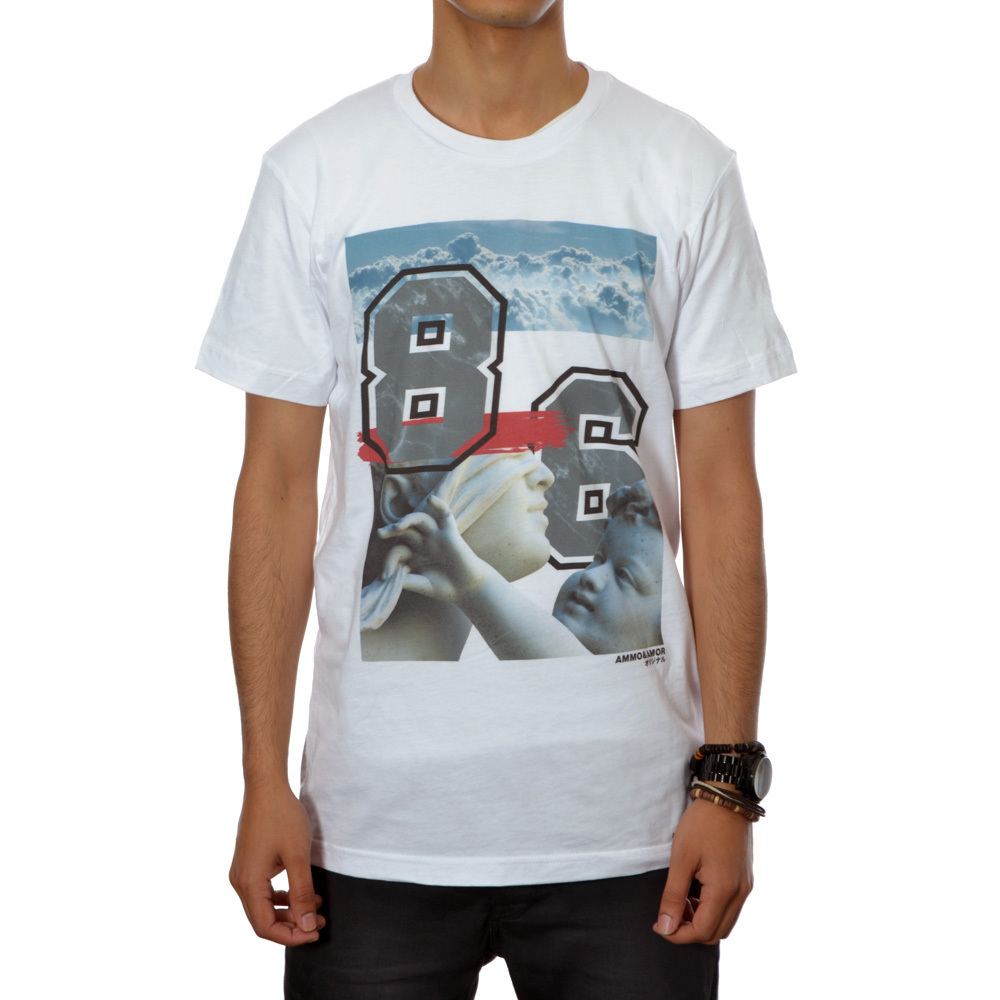 Regal T-shirt (white)