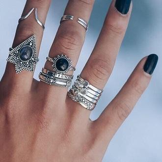 jewels ring 'boho