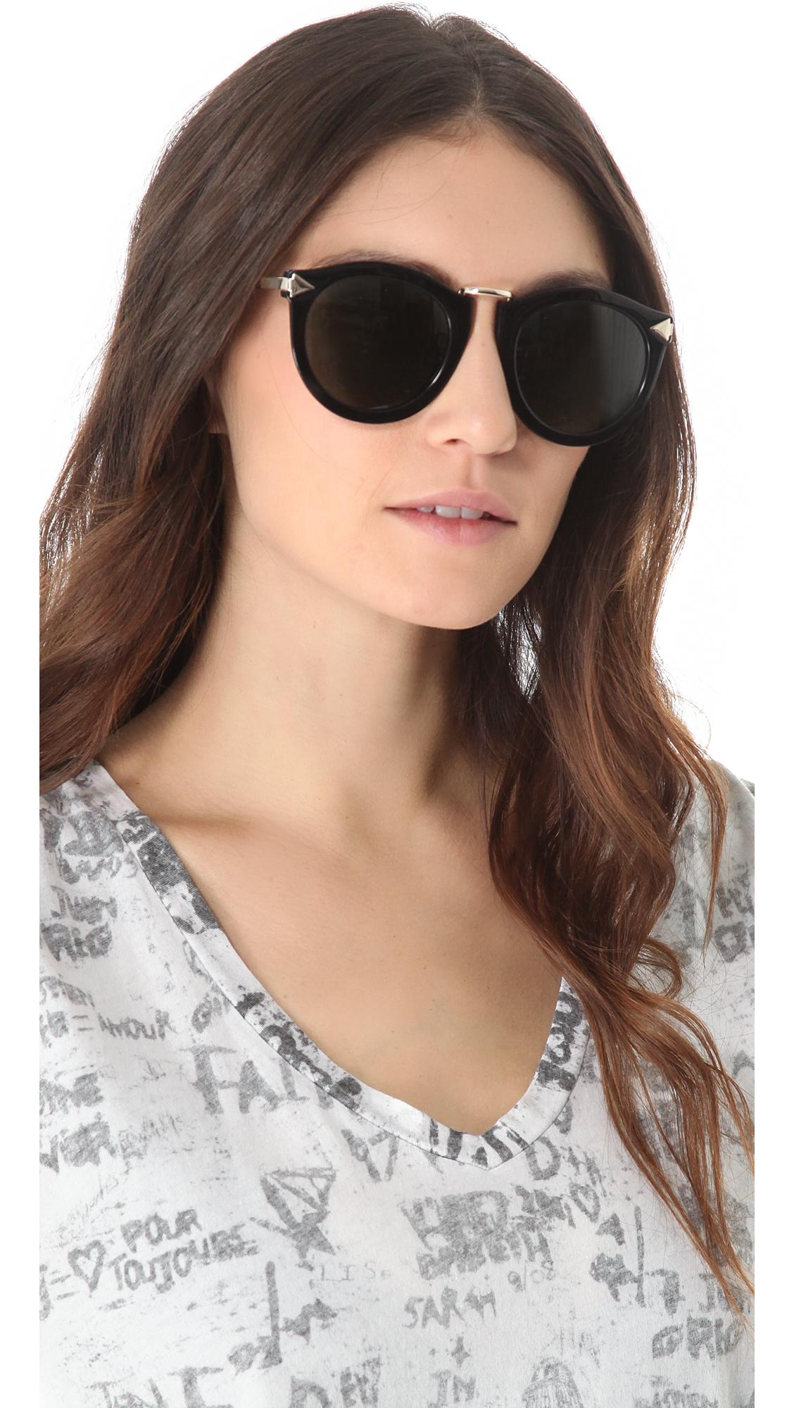 Karen walker the harvest sunglasses