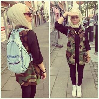 jacket hijab