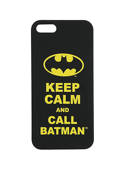 DC Comics Batman Keep Calm iPhone 5 Case | Hot Topic