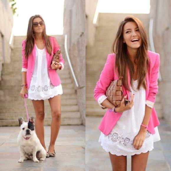 neon coats top jacket smart office tumblr girl