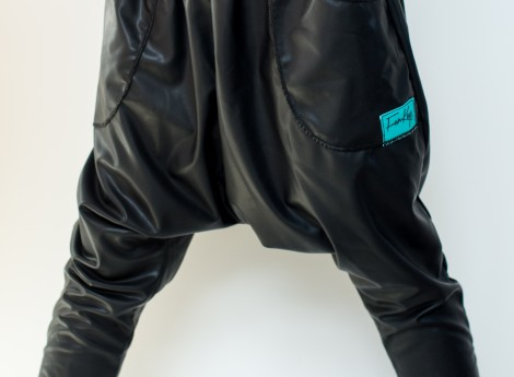 Matte Faux Leather | Funkeys Clothing