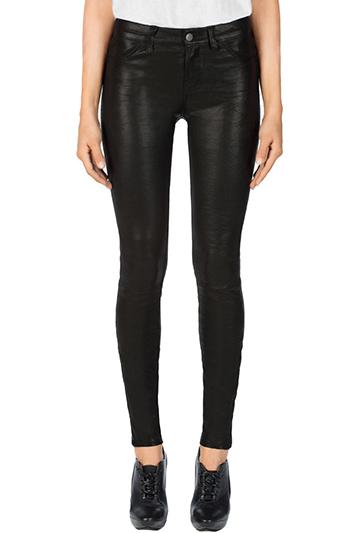 L8001 Leather Super Skinny | J Brand