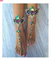 jewels,ankle bracelet toe ring,color/pattern,foot jewelry,shoes,beach wedding barefoot sandals,Beach Wedding Accessory,Soleless sandals,Toe chain rings,feet jewelry,foot bracelet,Crystal anklet,ankle chain,bridal accessory,body kandy couture,barefoot sandals,foot harness,beach wedding,body chain,gorgeous,diamonds,sexy,cute,princess,musthave,colorful,fashion,pink,glitter,sparkle,accessories,rainbow,rhinestones,bracelets,wedding shoes,swimwear,crystal barefoot sandals,beach barefoot sandals,toe anklet,pretty,rainbow rhinestone ring bracelet