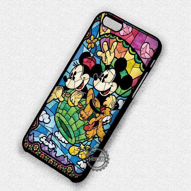 Cover Disney Skull Mickey iPhone 4/4S