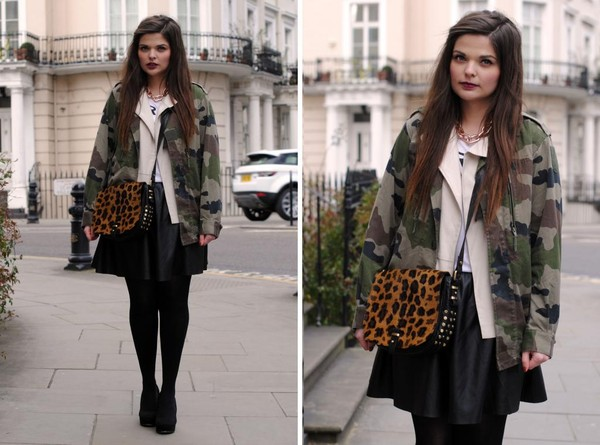 missplayground jacket skirt bag t-shirt jewels shoes