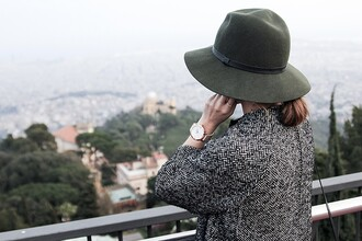 fake leather blogger hat coat pants shoes belt bag jewels