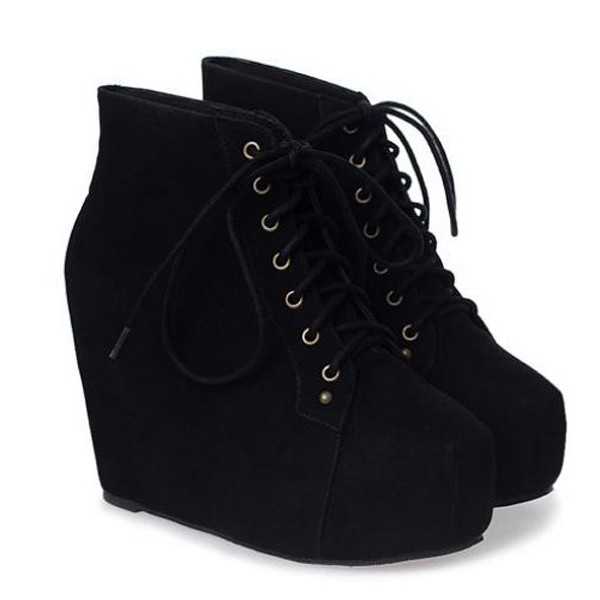 Wedge Winter Boots Women;s Shoes | NATIONAL SHERIFFS' ASSOCIATION