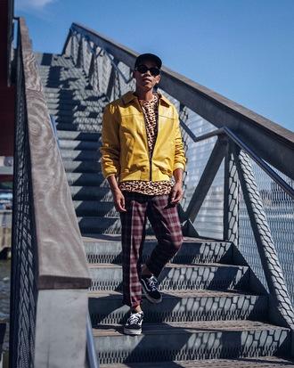 closet freaks blogger jacket shirt pants shoes hat