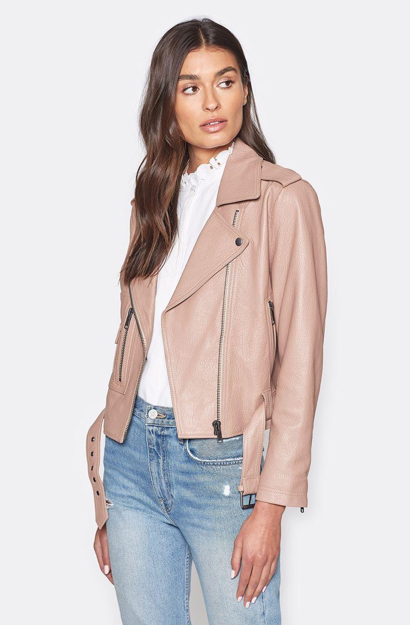 Ondra Leather Jacket