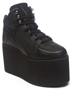 Buy Qozmo Hi Sneaker Women's Footwear from Y.R.U.. Find Y.R.U. fashions & more at DrJays.com