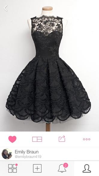 formal shee sheer lace little black dress semi formal formal dress sweetheart dresses sweetheart neckline