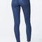 High spray indigo satin jeans | women | cheapmonday.com