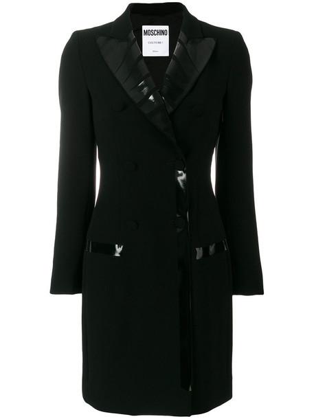 Moschino dress women spandex black