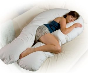 Amazon.com : Comfort U Total Body Support Pillow (Full Size) : U Shape Pillow : Baby