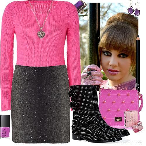 ff68c69628e Hot Pink Diva