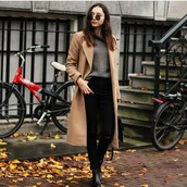 coat,casual,camel,long coat,automne,automne coat,jacket,camel long coat kim kardashian,camel long coat,trench coat,trench coat for women