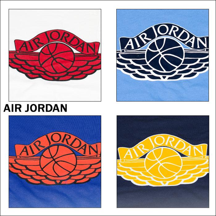 PLAYERZ | Rakuten Global Market: NIKE AIR JORDAN Nike Air Jordan WINGS LOGO TEE wing logo short sleeve T shirt White / red