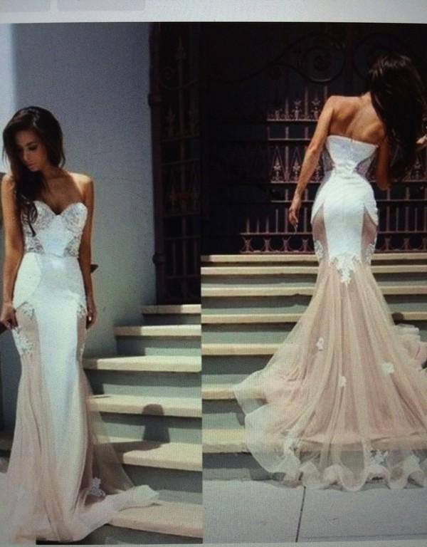 dress floral dress see through dress prom dress prom gown long dress long prom dress white dress long white prom dress sheer dress white