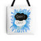 """""""the fault in our stars   watercolor"""" tote bags by strangebird2014   redbubble"""