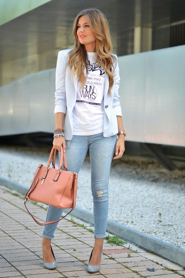 bag shoes dress jeans t-shirt jewels jacket