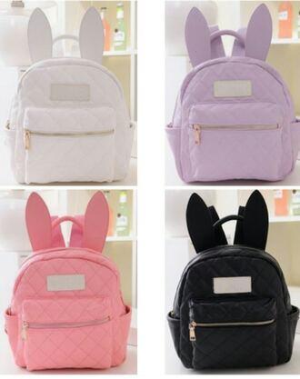 bag bunny backpack