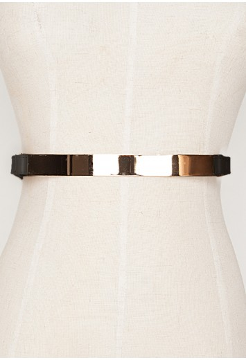 Lidea Leather Thin Belt - accessories - belts - missguided