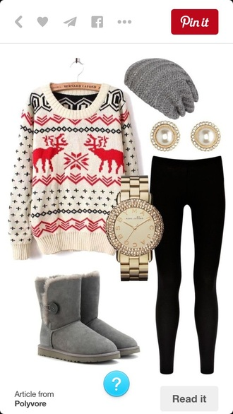 hat funny shoes leggings sweater