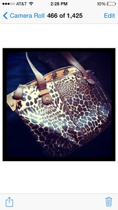 bag,jessica simpson,animal print,leopard print