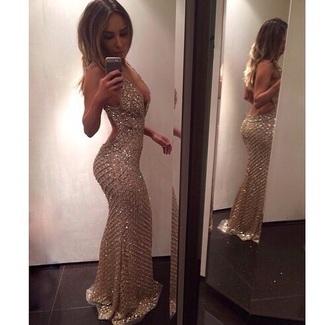 dress sparkle dress prom dress open back dresses