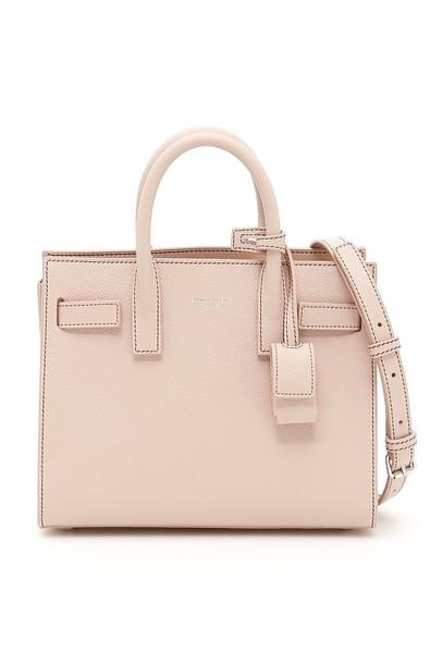 Saint Laurent bag pink marble