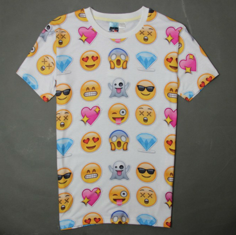Emoji Tshirts from Honey Greenn Store on Storenvy