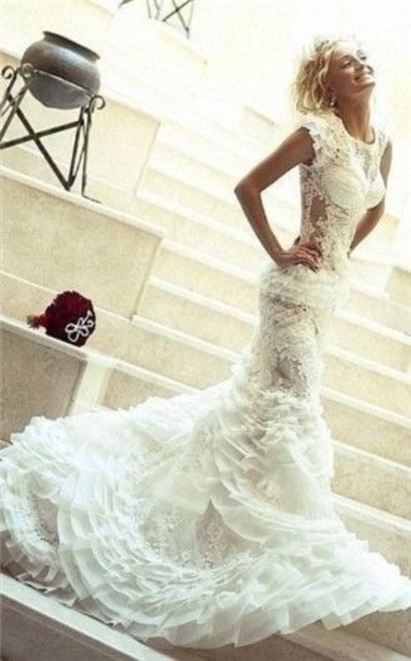 dress wedding dress wedding dress bridal gown bridal gown mermaid style evening gowns white evening dresses onlne bag