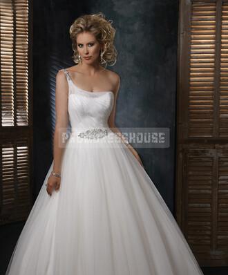 ball gown wedding dress fashion dress mermaid cheap dress princess beading