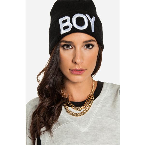 Boy Beanie - Polyvore
