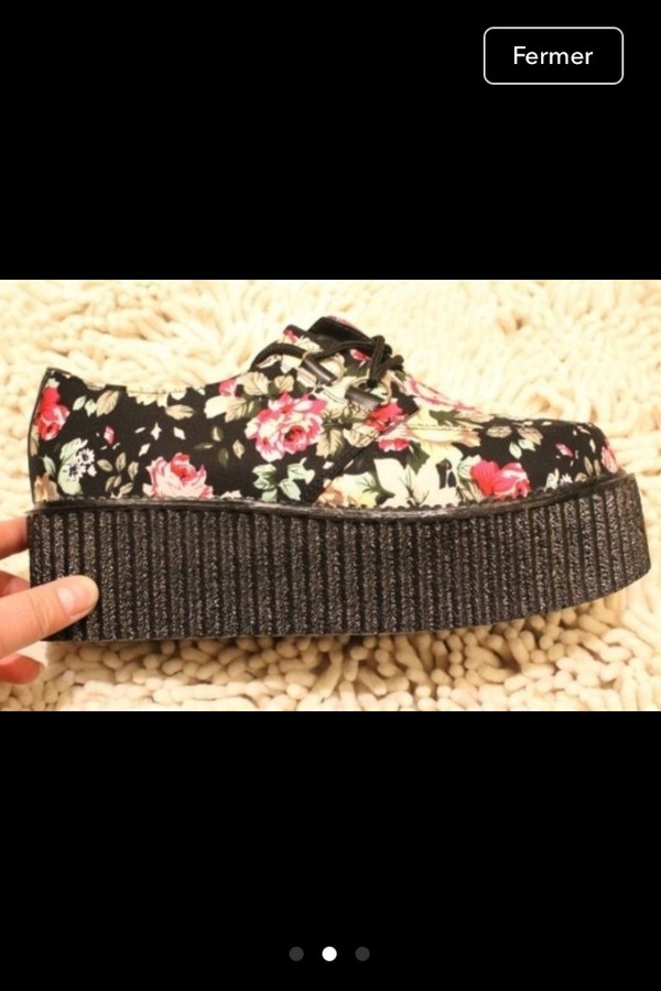shoes creepers