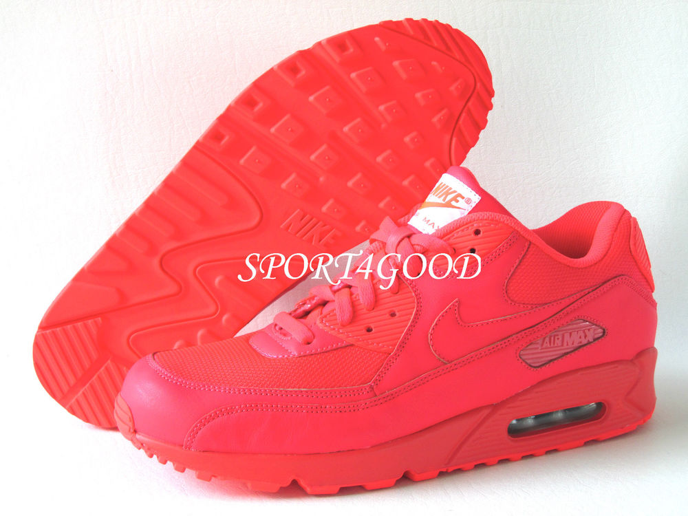 nike air max 90 red october