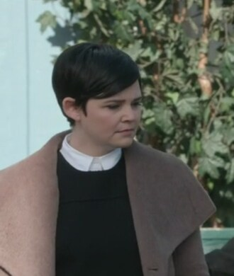 coat brown fur once upon a time show mary margaret blanchard ginnifer goodwin