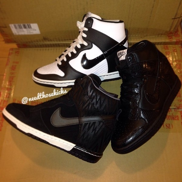 shoes nike dunk high tops