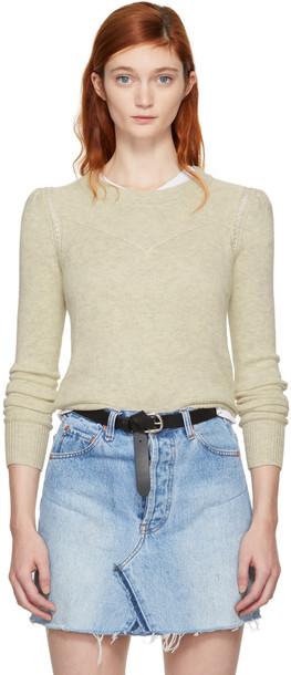 Isabel Marant etoile sweater grey