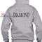 Diamond back hoodie gift cool tee shirts cool tee shirts for guys