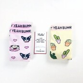 socks,yeah bunny,cacti,cactus,super,plants print,succulents